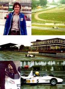 My first solo drive. Formula Ford Royale RP26. Brands Hatch International Circuit. Saturday 31st May 1980.