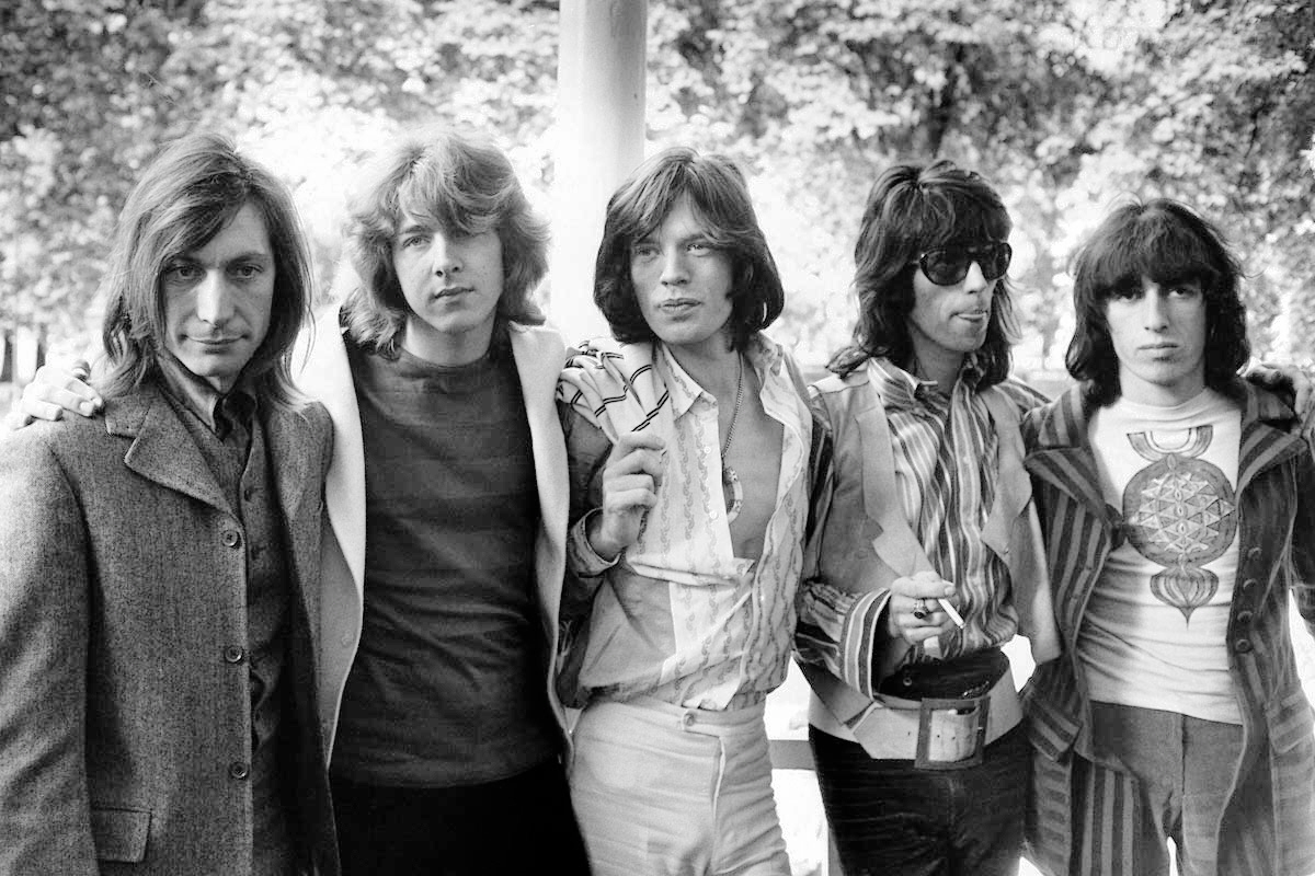 The Rolling Stones After Math