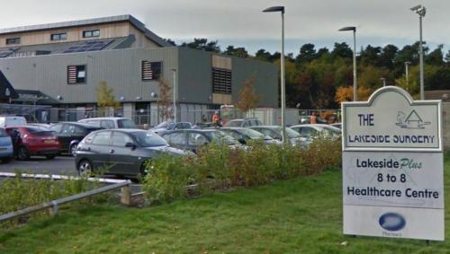 The Lakeside Surgery & Lakeside 'Plus'  8 to 8 Healthcare Centre in Corby