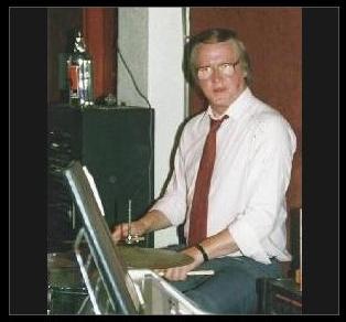 Norman Chapman: drums