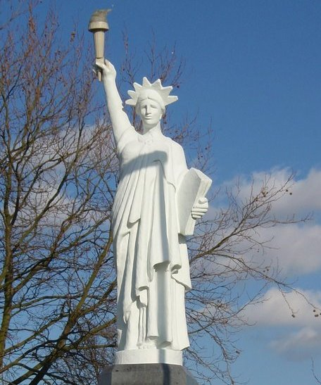 Liberty makes her presence felt in Leicester