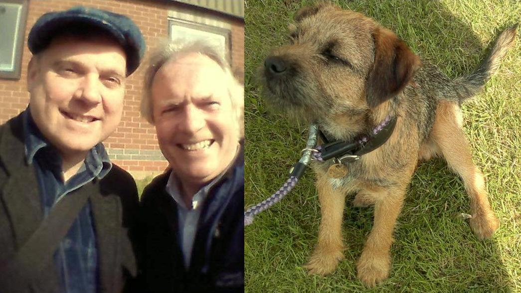Paddy O Connell S Dog Bob
